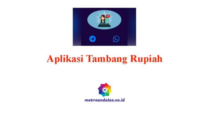 Aplikasi Tambang Rupiah