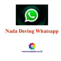 Freetts com Nada Dering Whatsapp