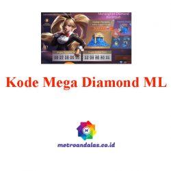 Kode Mega Diamond ML
