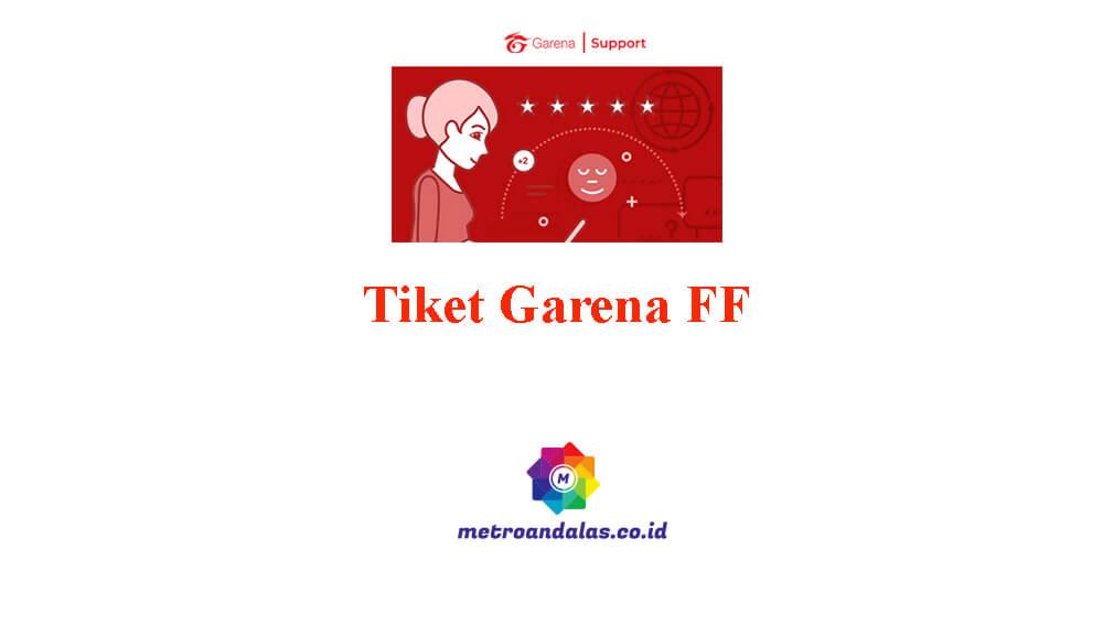 Tiket Garena FF