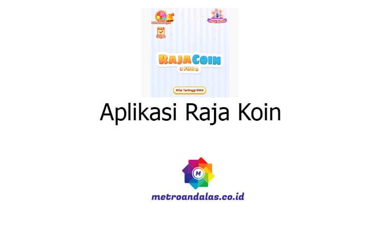 Aplikasi Raja Koin