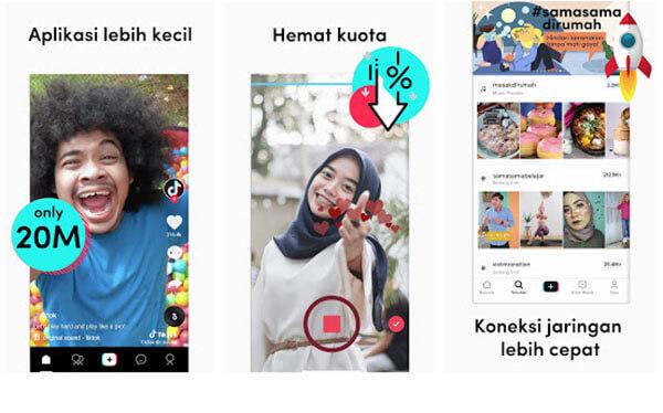 Cara Mengundang Teman di Aplikasi TikTok Lite