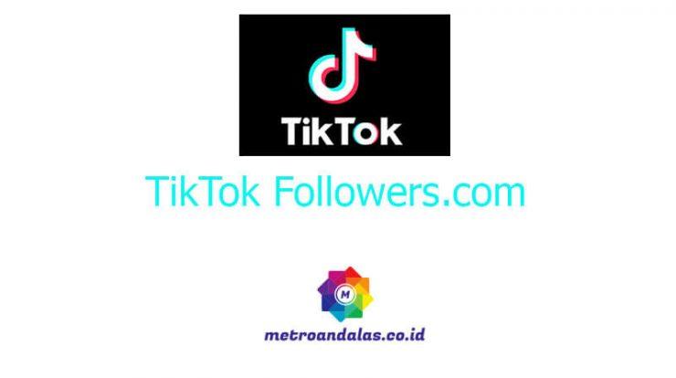 TikTok Followers com