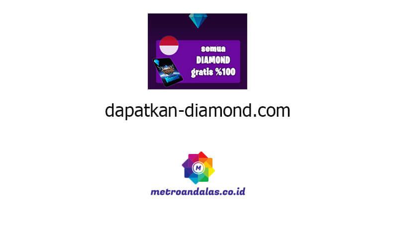 dapatkan diamond com