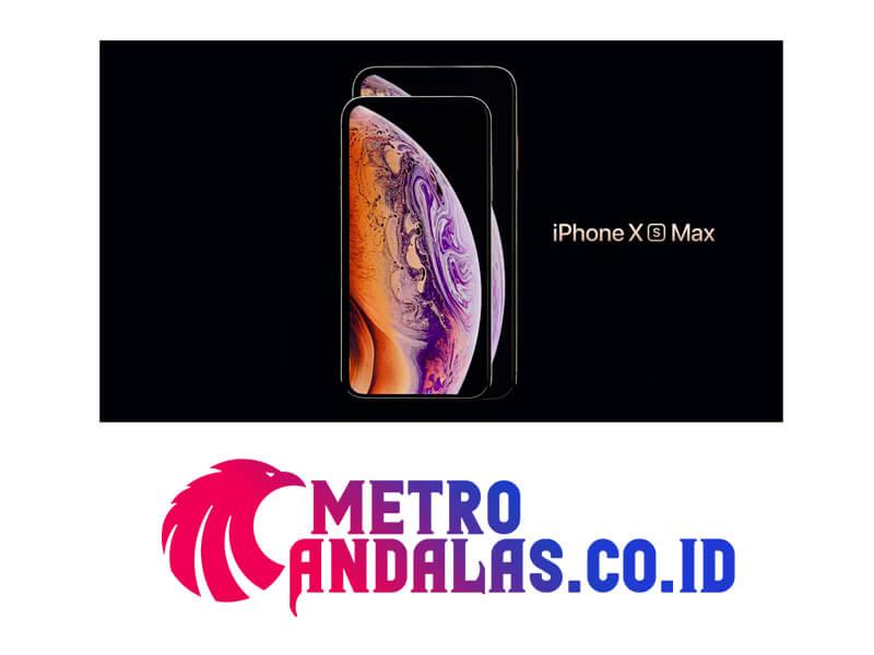 5 HP Kamera Terbaik 2021 Untuk Pecinta Fotografi iPhone XS max