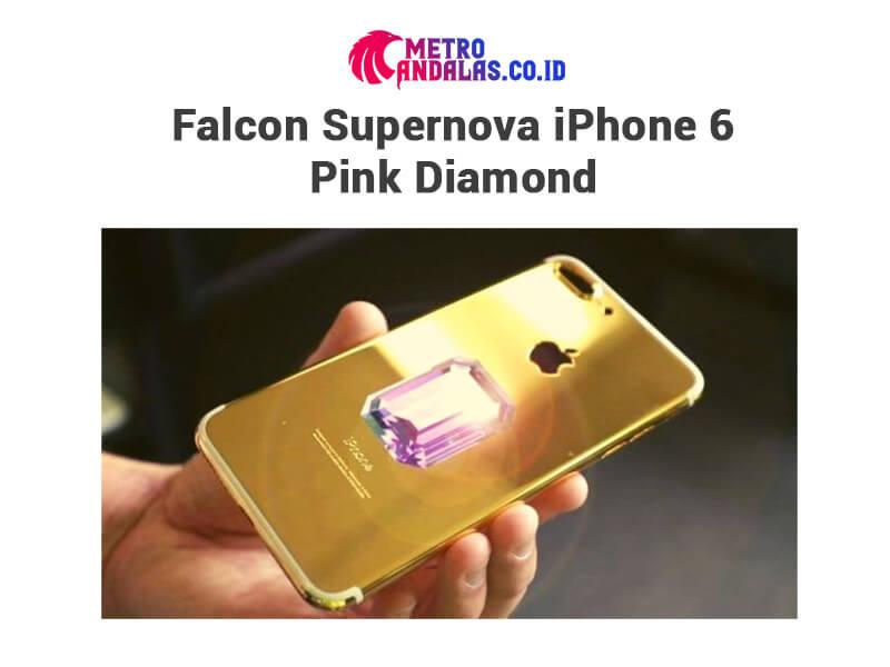 5 HP Termahal di Dunia Falcon Supernova