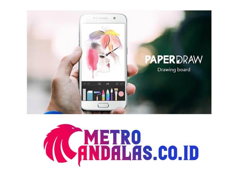 Aplikasi-Untuk-Menggambar-Di-Android-PaperDraw.