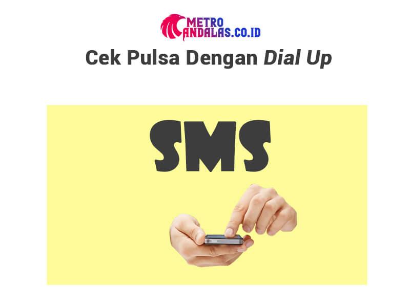 Cara Cek Pulsa Smartfren sms