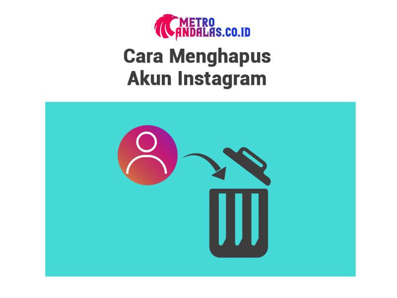 Cara Menghapus Akun Instagram smntr