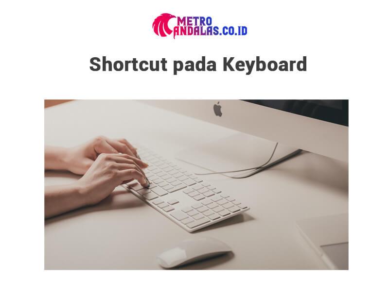 Shortcut Screenshot di Laptop & PC