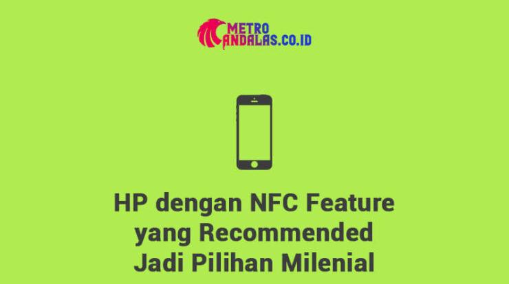 HP dengan NFC