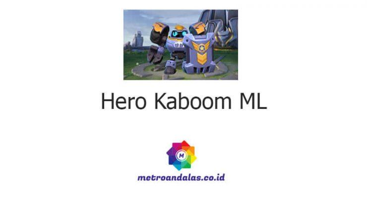 Hero Kaboom
