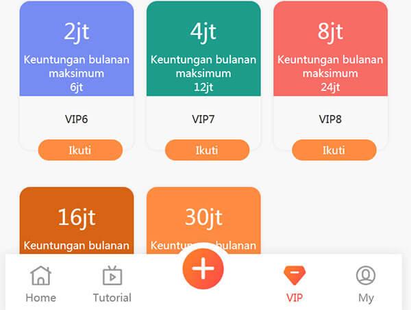 Orange Videos APK Penghasil Uang