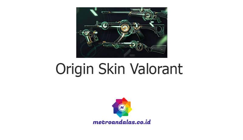 Origin Skin Valorant