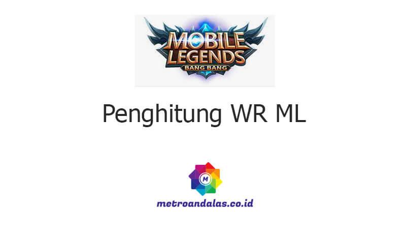 Penghitung WR ML