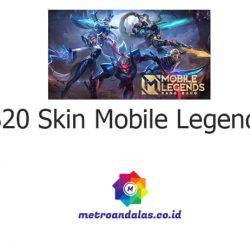 S20 Skin Mobile Legends