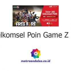 Telkomsel Poin Game Z Free Fire
