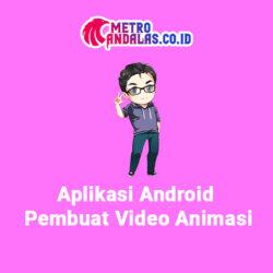 Aplikasi Pembuat Video Animasi