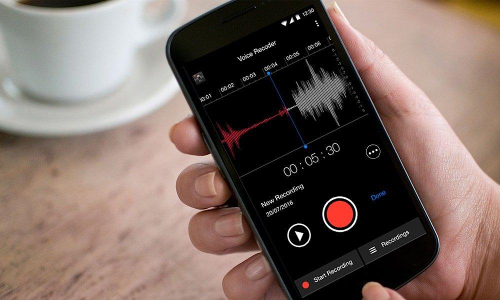 Aplikasi Call Recorder Android