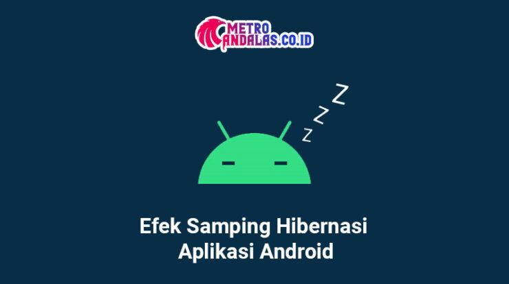 Efek Samping Hibernasi Android