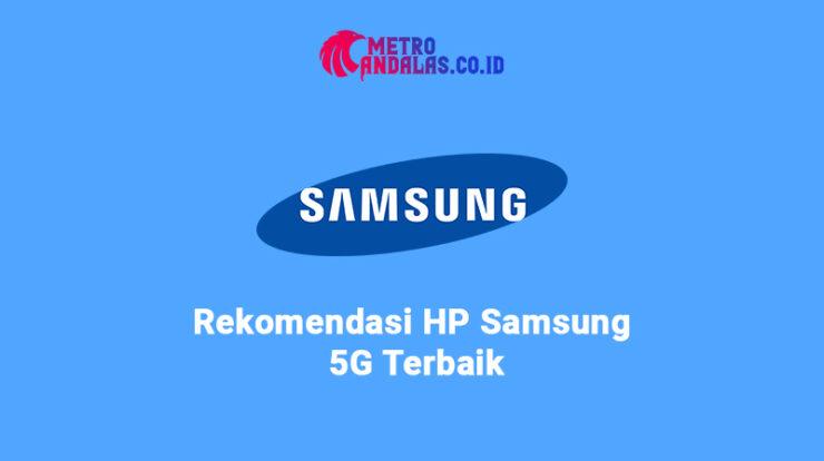HP Samsung 5G Terbaik