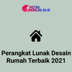 Perangkat Lunak Desain Rumah Terbaik_2021