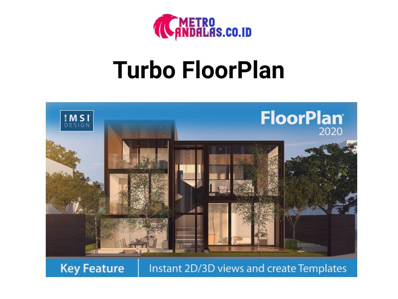 Perangkat Lunak Desain Rumah Terbaik_2021_Turbo FloorPlan