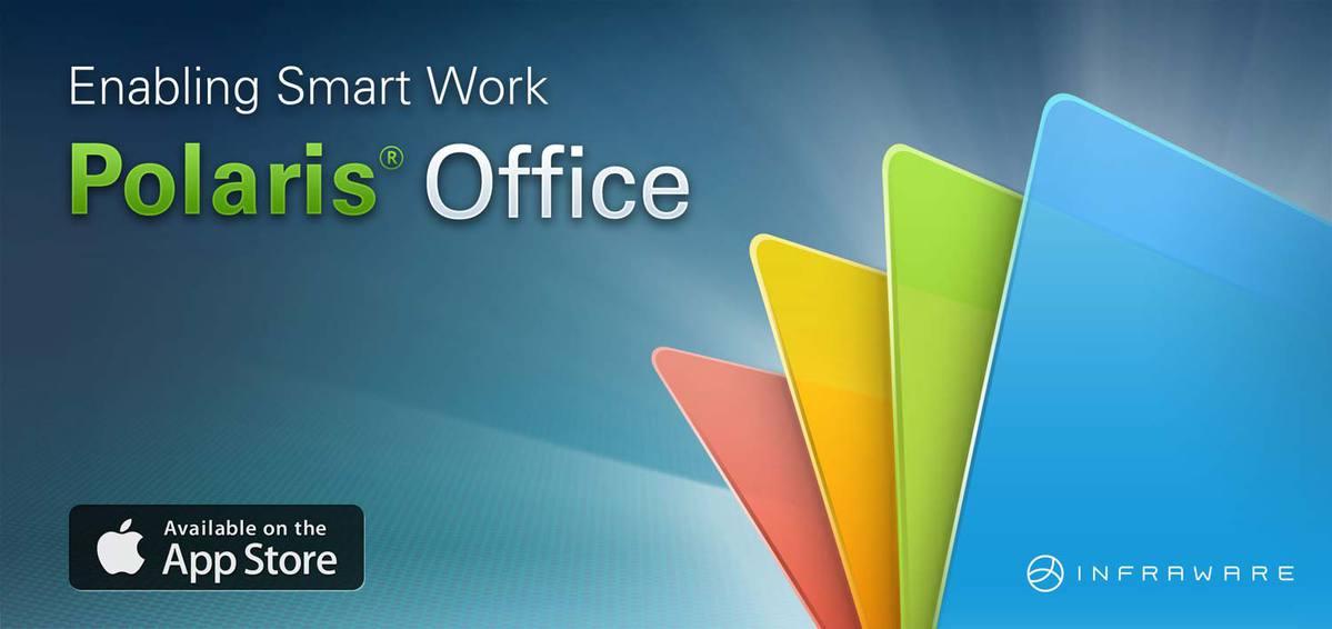 Aplikasi Office Terbaik di Android - Polaris