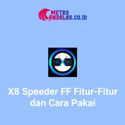 X8 Speeder FF