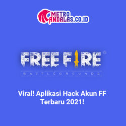 Aplikasi Hack Akun FFTerbaru 2021
