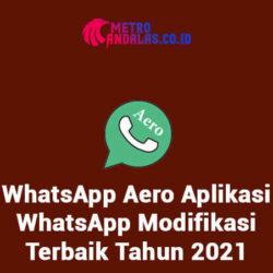Aplikasi WhatsApp Modifikasi Terbaik