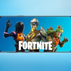 Fortnite Mobile Spec Minimal