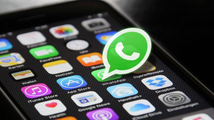 Cara Ganti Tema Whatsapp