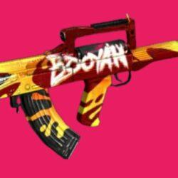 Groza FF Senjata Free Fire
