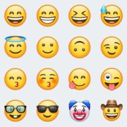Makna dari emoticon di WhatsApp