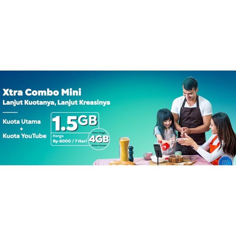 Harga Paket Internet XL